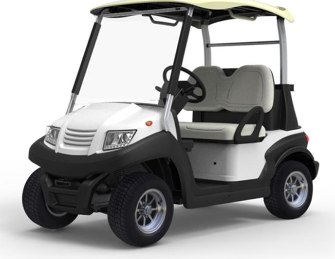 aluminum chassis 2 seat electric golf cart eg202ak. Black Bedroom Furniture Sets. Home Design Ideas